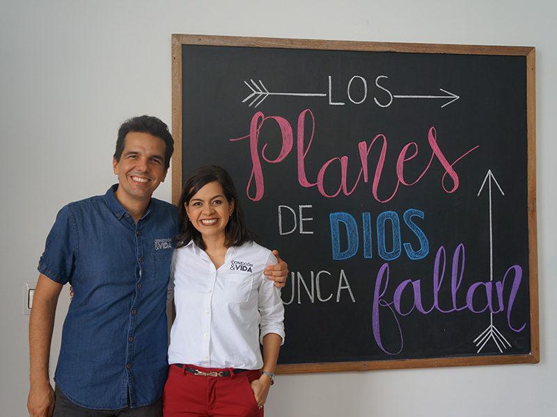 Pastores Jose Luis y Kathyana